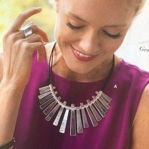 Silpada Jewelry - Silpada Nod to Mod Necklace